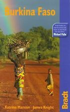 Burkina Faso: The Bradt Travel Guide-ExLibrary