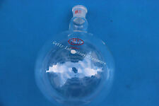 2000ml (2L) Round Bottom Flask,single neck, heavy wall,24/29 joint lab glassware