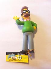 NED FLANDERS Limited Edition Figurine Collection Series 1 THE SIMPSONS TOY NEW