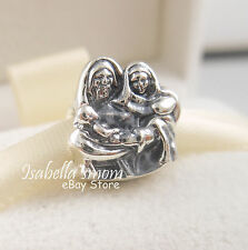 HOLY FAMILY Authentic PANDORA Christmas JESUS NATIVITY Silver CHARM Bead 791369