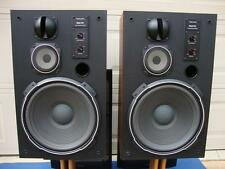 Super Nice Realistic Mach Two (2) Floor Speakers - Professionally Restored !!!