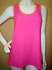 COTTON ON WOMEN'S PINK/ORANGE RUNNER TANK TOP ~NWT ~ SIZE L