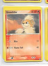 GROWLITHE - 64/112 - POKEMON - EX FIRE RED & LEAF GREEN - Buy more and save!