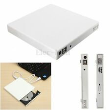 USB External Combo Optical Drive CD Burner CD/DVD Player for Computer PC Laptop