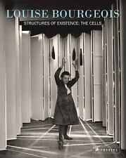 Louise Bourgeois Structures of Existence The Cells 2015 SOFTCOVER  BOOK  PRESTEL