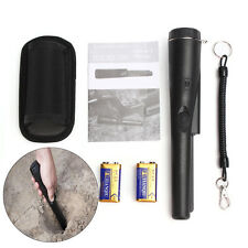 New Pro-pointer Gold Hunter Metal Detecting Pinpoint Probe Detector Waterproof