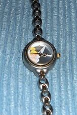 Ladies Two Tone Seiko Tinkerbell Watch MINT