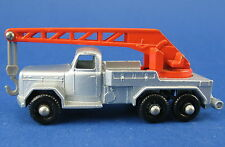 MATCHBOX No 30 - Magirus-Deutz Crane Truck - Lesney Regular Wheels -- Model Kran