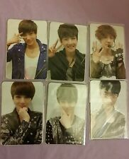 PICK ONE: EXO K MAMA PHOTO CARD TYPE B BAEKHYUN KAI SUHO SEHUN CHANYEOL D.O.