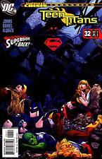 TEEN TITANS (2003) #32 (DC COMICS) DOOMSDAY