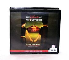 BOOK/AUDIOBOOK CD Age 12+ Jaclyn Moriarty Fiction THE GHOSTS OF ASHBURY HIGH