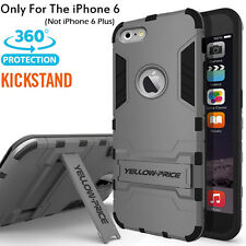 Shock Proof Defender Heavy Duty Armour Tough Stand Case Cover for iPhone 6 6S