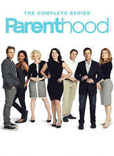 Parenthood: The Complete Series (DVD, 2015, 23-Disc Set, Canadian)