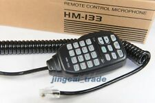 DTMF Microphone for ICOM Mobile Radio IC-2720H/2725E/2820H/208H/E208 as HM-133