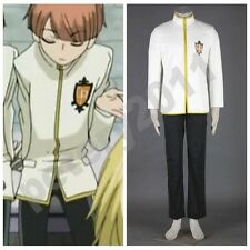 Ouran High School Host Club Anime Junior Male Uniform Halloween Cosplay Costume