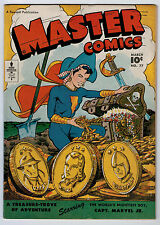 MASTER COMICS #77 6.5 FAWCETT OFF-WHITE/WHITE PAGES GOLDEN AGE