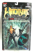 Witchblade Kenneth Irons - Action Figure - 1998 NEOGENESIS - NEW!
