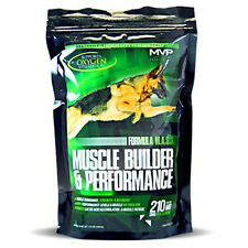 MVP K9 Supplements Muscle Builder 90 Serving Pit Bull Rott Bully Pellet Formula