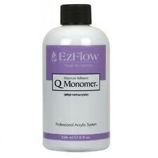 EzFlow Q Monomer 8oz - Maximum Adhesion - EZ FLOW 8 OZ
