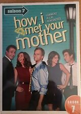 HOW I MET  YOUR MOTHER SAISON 7 NEUF SOUS BLISTER