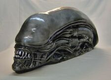 H.R. Giger's Alien  - Alien Prometheus Head Statue Sculpture Figure Rare Art.