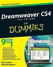 Dreamweaver CS4 All-in-One For Dummies-ExLibrary