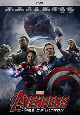 Avengers: Age of Ultron (DVD, 2015) Marvel - Robert Downey Jr, James Spader, Ch