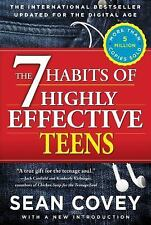 The 7 Habits of Highly Effective Teens by Sean Covey (2014, Hardcover, Revised)
