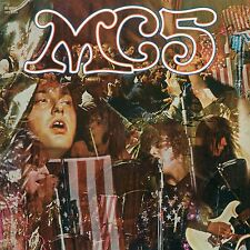 MC5 - Debut - Kick Out The Jams! NEW SEALED 180g LP re-issue! w/ gatefold!