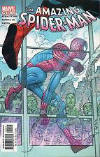 Amazing Spider- Man #45 (NM)`02 Straczynski/ Romita Jr