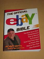 2003 THE OFFICIAL EBAY BIBLE BOOK 1ST EDITION
