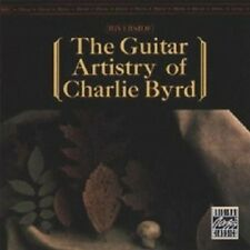 CHARLIE BYRD - THE GUITAR ARTISTRY OF CHARLIE BYRD  CD NEU