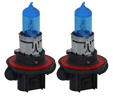 kit 2 lampadine luce bianco ghiaccio 4200K tipo H13 12V 55W SIMONI RACING