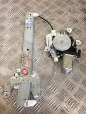 2005 NISSAN X TRAIL X-TRAIL DRIVER RIGHT REAR WINDOW MOTOR REGULATOR 80730-89913