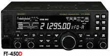 YAESU FT-450 D RTX HF/50MHz CON ACCORDATORE INTERNO REF 100053