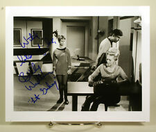 Beverly Washburn  Autographed signed 8x10 photo w/coa  Star Trek TOS Lt Galway