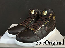 Nike Air Jordan 1 Retro High Pinnacle SZ 9 Baroque Brown Croc Lux OG 705075-205