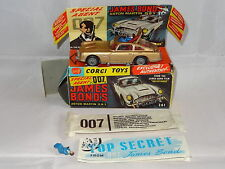Corgi Aston Martin Db5 James Bond 007 Goldfinger - 261