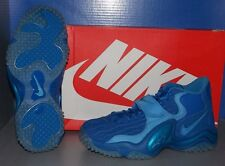 MENS NIKE AIR ZOOM TURF JET '97 NFL in colors BLUE / BLUE / COAST SIZE 9