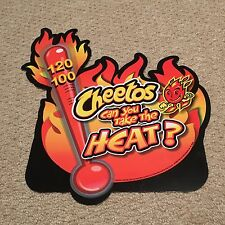 Cheetos Can You Take The Heat Sign