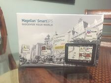 """Magellan RoadMate 5295T-LM 5"""" GPS with Lifetime Maps & Traffic    -  """"MINT"""""""