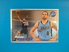 2009-10 Panini NBA Basketball n.249 Deron Williams Utah Jazz
