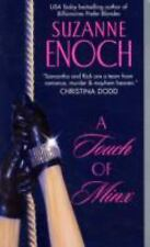 A Touch of Minx Enoch, Suzanne Mass Market Paperback