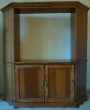 Bedroom-Family Room Corner Unit Entertainment Center by Pacific Designs