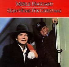 Merle Haggard - Goin Home For Christmas (1996) - Used - Compact Disc