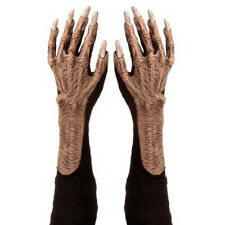 Zombie Monster Hands Undead Dead Claws Scary Adult Halloween Costume Gloves