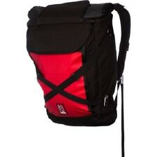 "NEW Chrome Bravo Laptop/Notebook Computer  Backpack Black/Red up to 20"" LARGE"