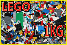 Lego 1kg Kilo Random Selection Bricks Parts Pieces Starter Set Genuine Lot