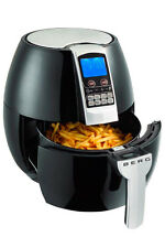 BERG 3.2 Litre Digital 1500W Non-Stick Low Fat Health Air Fryer RRP £189