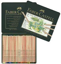 Faber Castell Farbstift PITT PASTEL 24er Metalletui